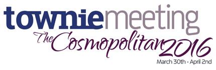 Townie Meeting 2016, Cosmopolitan, Las Vegas, March 30 – April 2, 2016