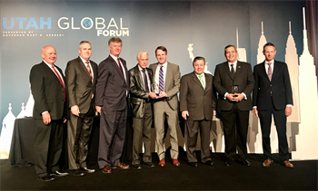 Ultradent Named 2017 International Company of the Year
