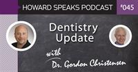 Dr. Farran Interviews Dr. Christensen