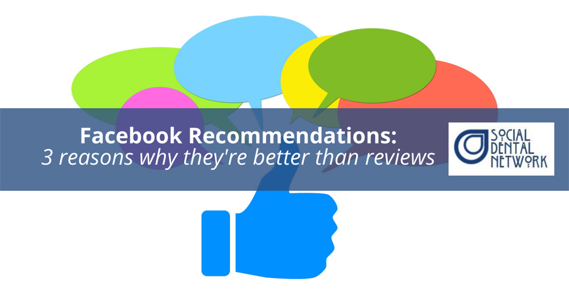 3 Reasons Why Facebook Recommendations Are Better Than Reviews