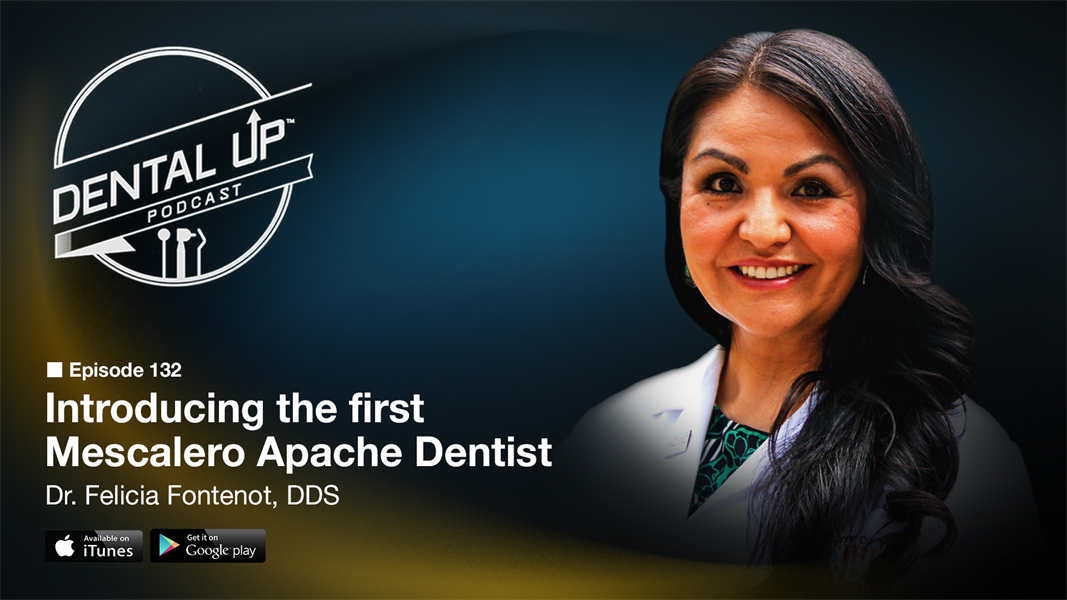 Introducing the first Mescalero Apache Dentist Dr. Felicia Fontenot, DDS