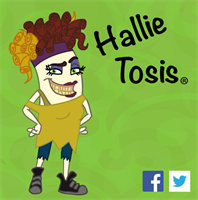 Meet Hallie Tosis