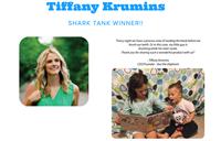 "Tiffany Krumins endorses ""Molar in the Mirror"""