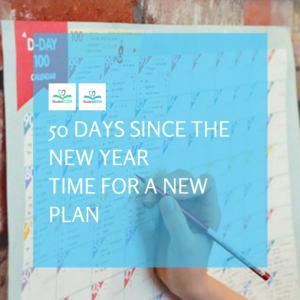 50 Days Check, Make A New Goal + Plan!