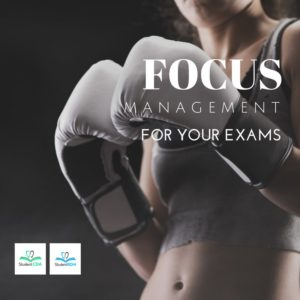 How to study better for the finals - FOCUS management