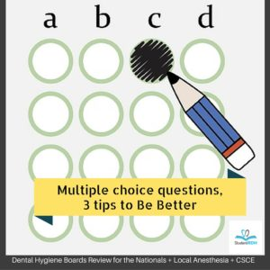 Multiple Choice Questions, 3 Tips To Be Better!
