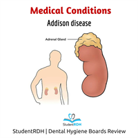 Q: What disease is related to adrenal insufficiency?