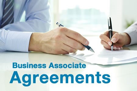 LABS AND BUSINESS ASSOCIATE AGREEMENTS