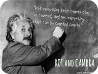 What is the real ROI of performing CAMBRA?
