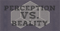 Does Your Inside Reality Match Your Outside Perception