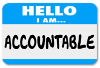 What Ever Happened To Accountability?