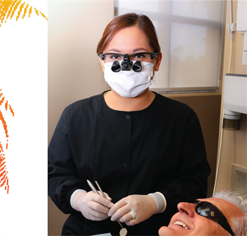Office Visit: Aloha, Arizona! Hawaiian-born hygienist tells her story, shares practice tips Take a look inside Dentaltown editorial director Dr. Thomas Giacobbi's office in Chandler, Arizona, and discover more about one of his hygienists, Roceleigh Eda.