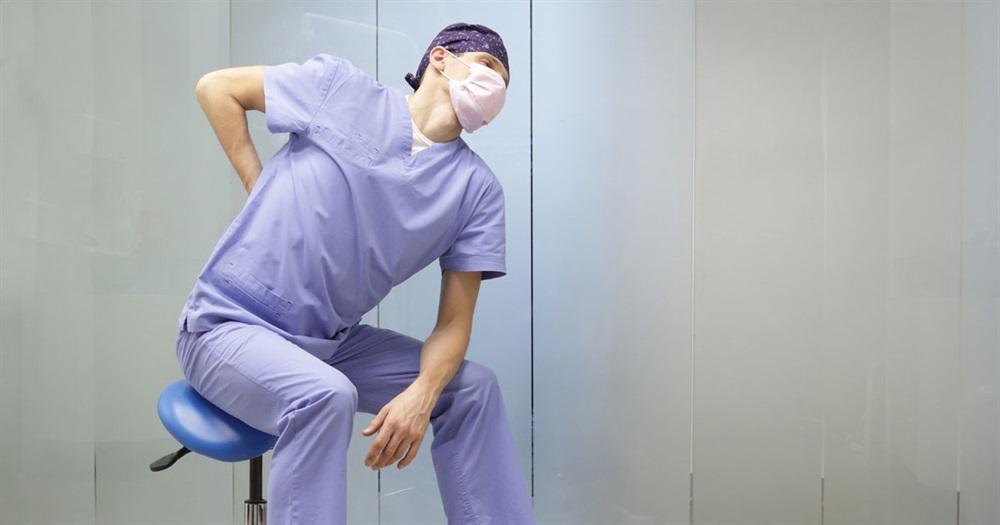 The Five Risk Factors of Improper Ergonomics