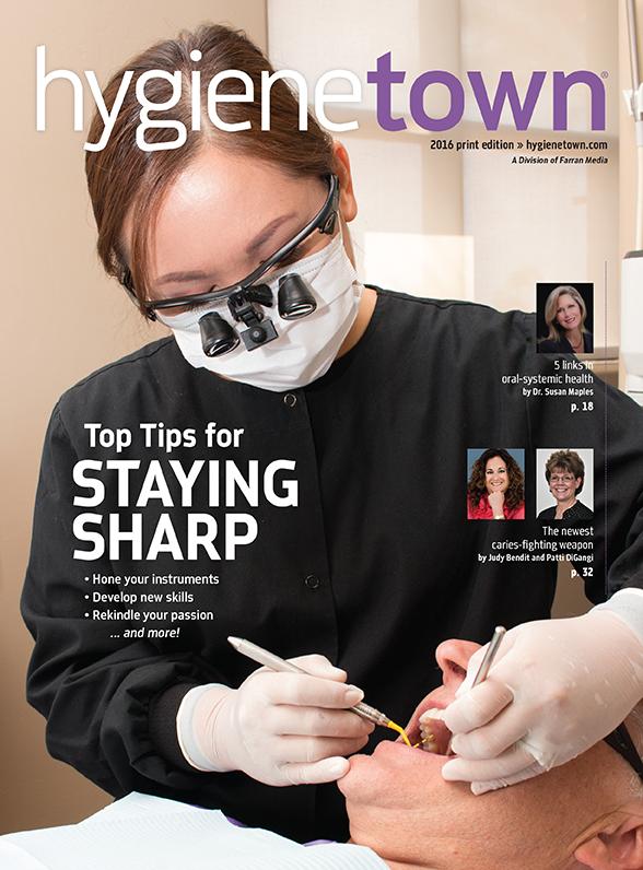 Hygienetown Magazine Hygienetown Annual Print Edition