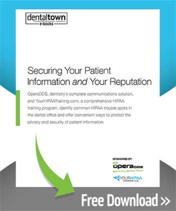 Securing Your Patient Information and Your Reputation