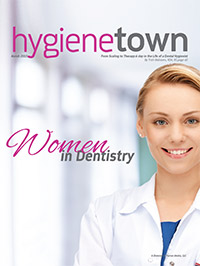 Hygienetown Magazine March 2015