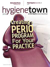 Hygienetown Magazine April 2014