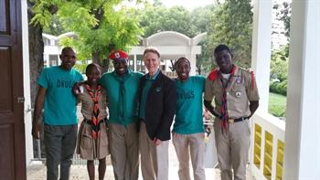 Bayside Dentist Sponsors Humanitarian Drug Education and Prevention Program in Haiti