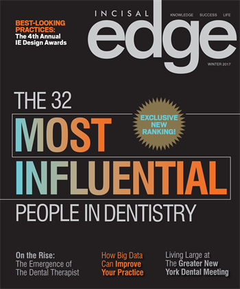 Incisal Edge Names Dentaltown's Dr. Howard Farran One of the Most Influential People in Dentistry